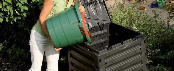 Come fare il compostaggio domestico?