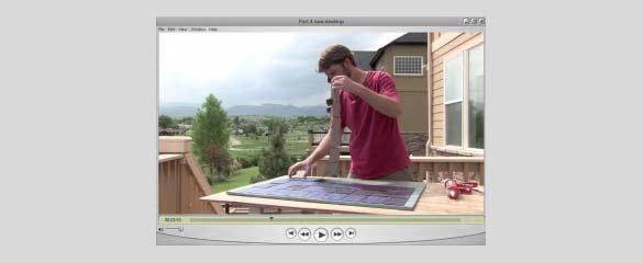 Fotovoltaio fai da te