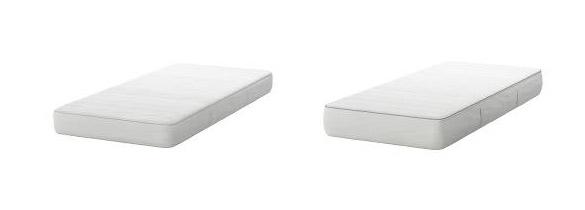Materassi Ikea In Lattice Recensione E Prezzi Di Alcuni Modelli Per Dormire Meglio Blog Bcasa