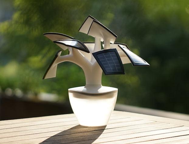 Albero fotovoltaico Electree Mini