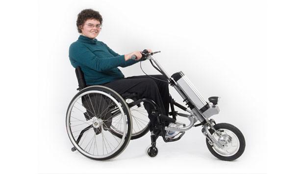 Sedia a rotelle e scooter per disabili FireFly